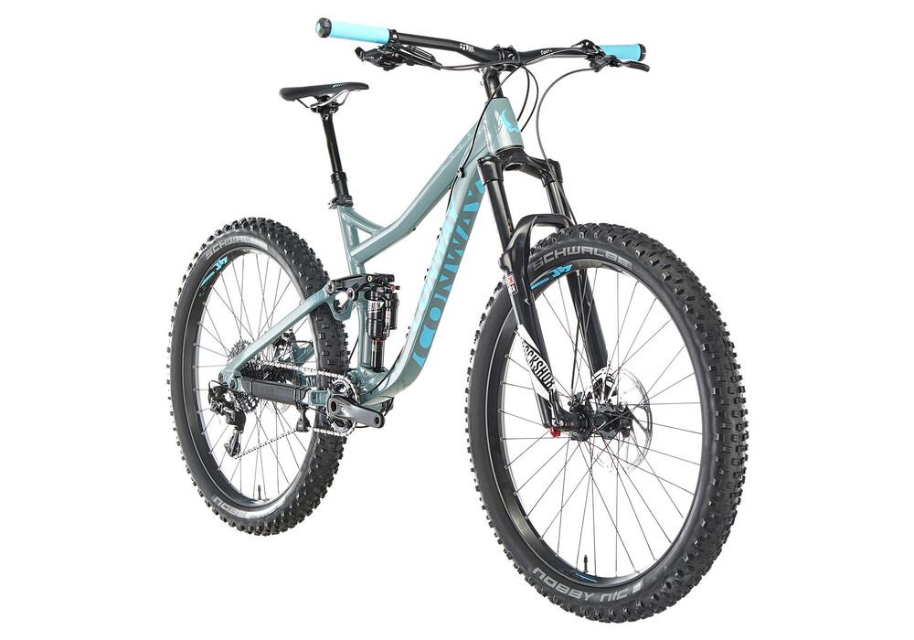 Conway WME 727 Plus Alu Mountain bike Full Suspension